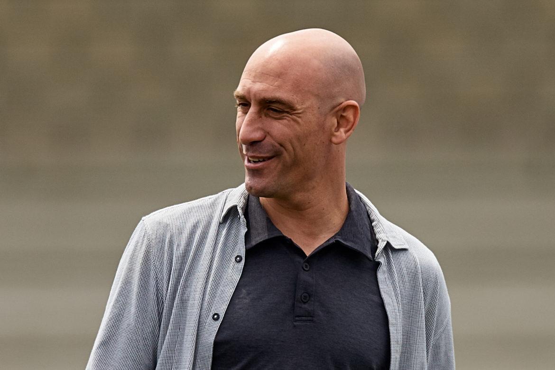 3 mayo - Luis Rubiales en Campeonato España sub12