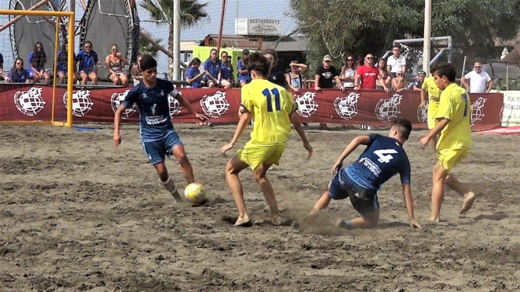 20 julio - Campeonato Nacional Sub 16 Fútbol Playa