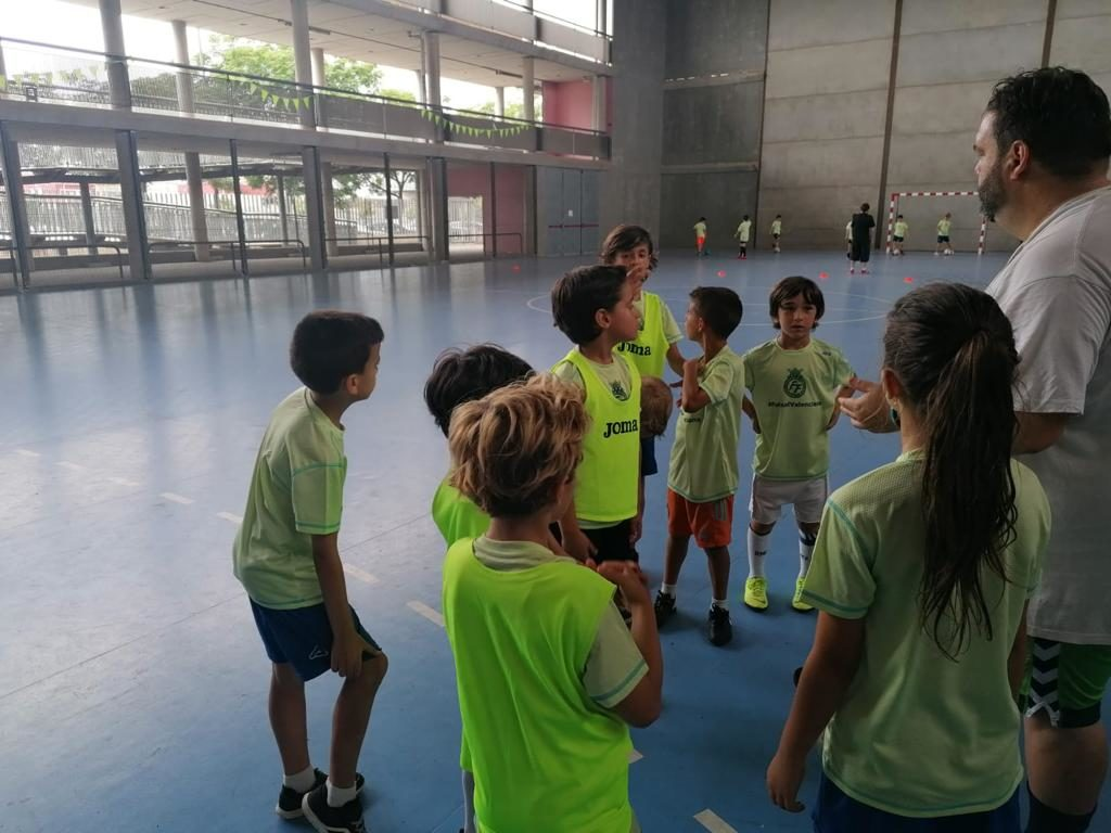 25 junio - I Campus Fútbol Sala FFCV