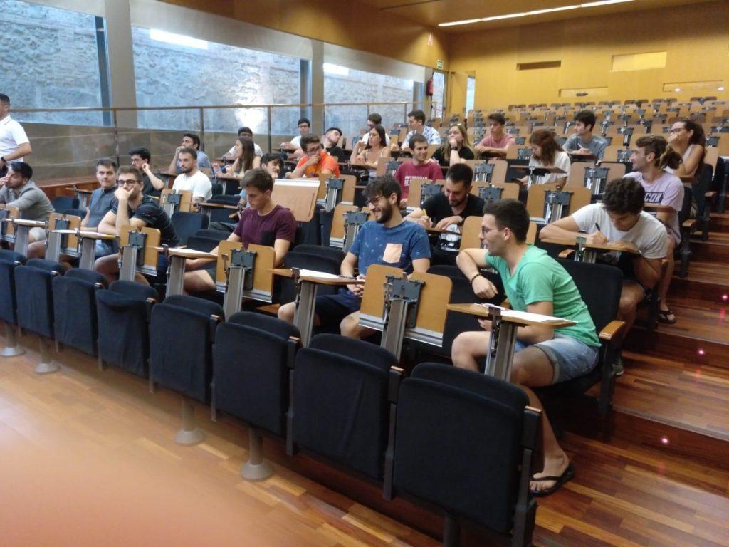 8 jul - Pruebas físicas y examen ascenso árbitros fútbol sala