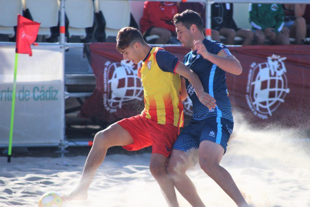 27 jul - Selecció juvenil fútbol playa en Cádiz
