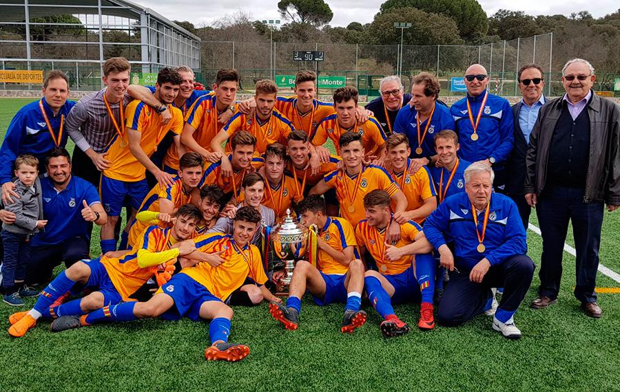 Selecció Valenciana campeona España 2018