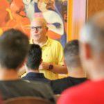 24 agosto- Pruebas físicas árbitros en Benidorm