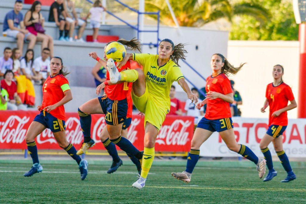 8 agosto - Final femenina del Cotif 2019, España-Villarreal
