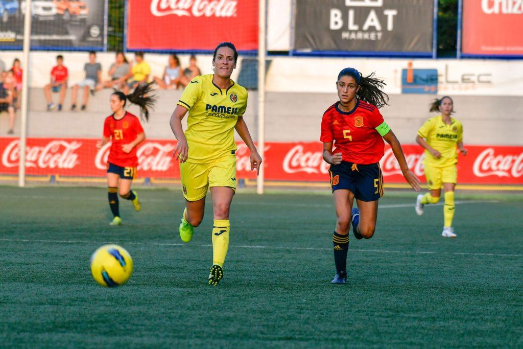 Cotif España sub 19 Villareal CF