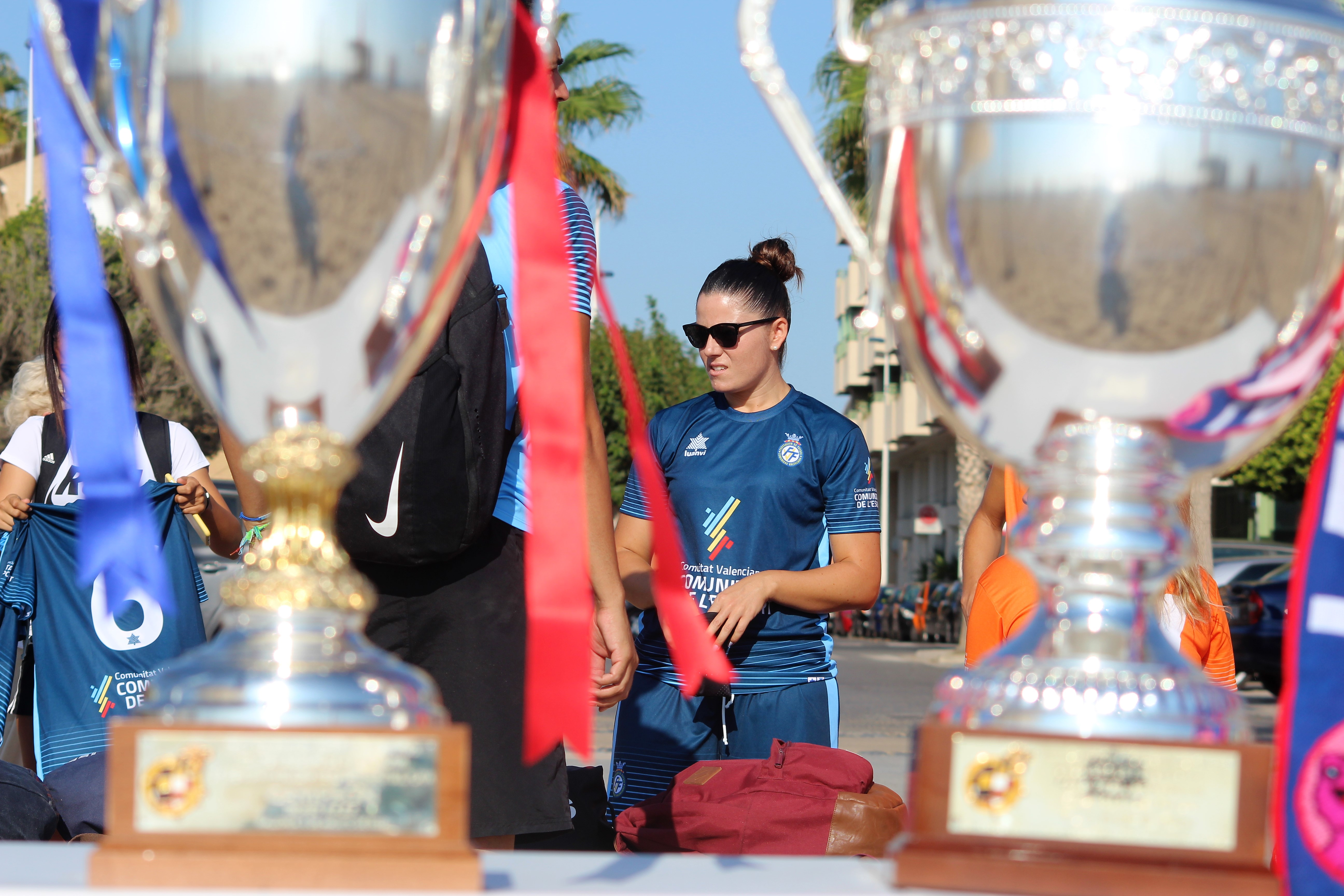 31 agosto - Clausura temporada fútbol playa en Patacona