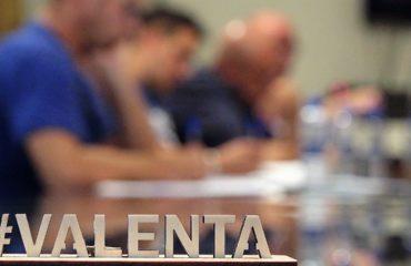3 sept - Reunión comisión deportiva Valenta