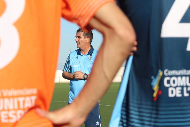 8 oct- Entremiento Selecció Valenciana Copa regiones UEFA