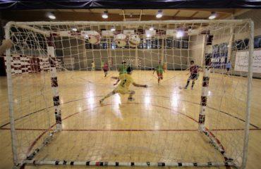 3 oct- Entrenamiento futbol sala en Alfafar