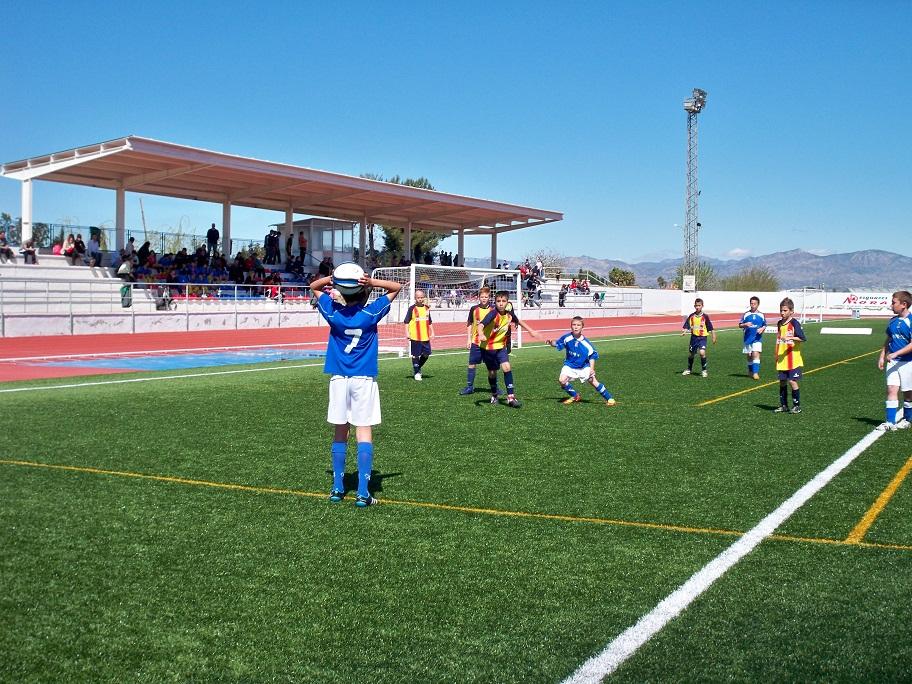 Estadio Sadrian Almoradí