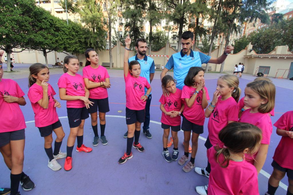 11 oct - Clinic Valenta futsal Esclavas