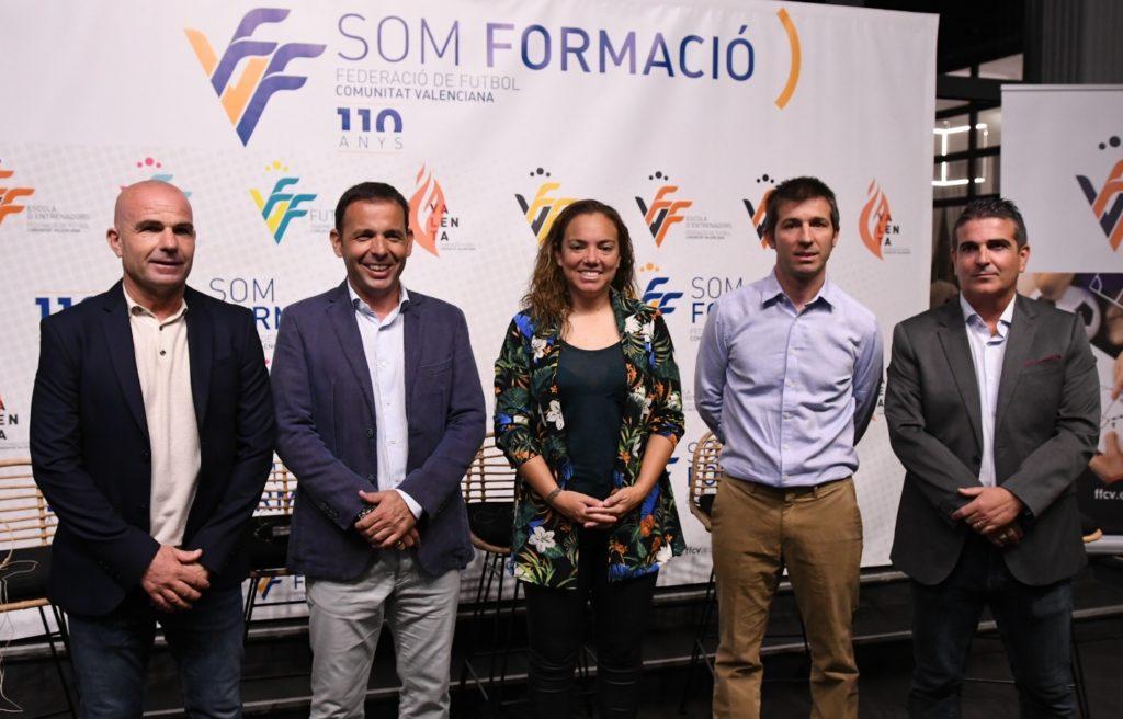 7 oct- Acto Entrenadores CTE Ateneo Celades, Pry, Calleja, López