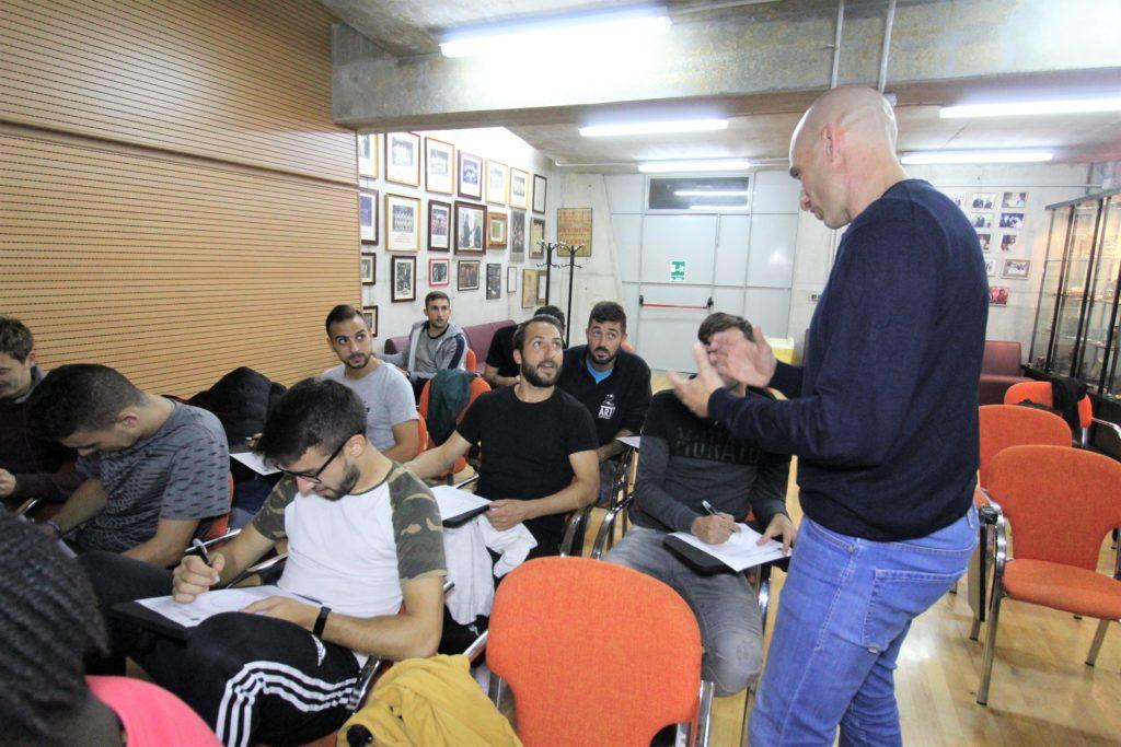 21 oct - Ponencia Xavi Oliva en Alicante del CTE