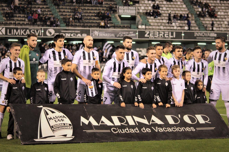 5 nov- CD Castellón contra AE Prat en Copa RFEF
