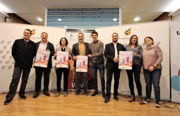 12 nov- Presentación Amistosos Selección Española femenina futsal en Ibi