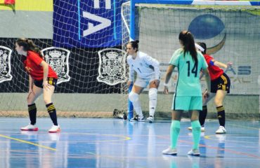 Raquel Gadea, debut con España sub19