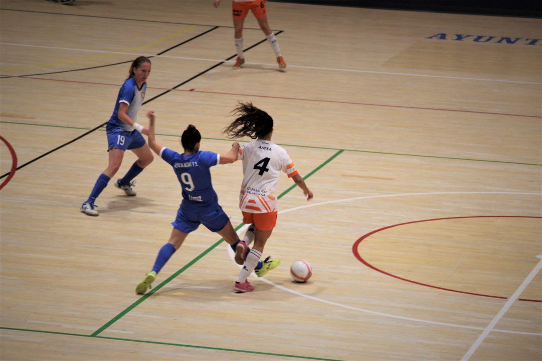 16 nov- Derbi futsal femenino Alicante Xaloc-UA