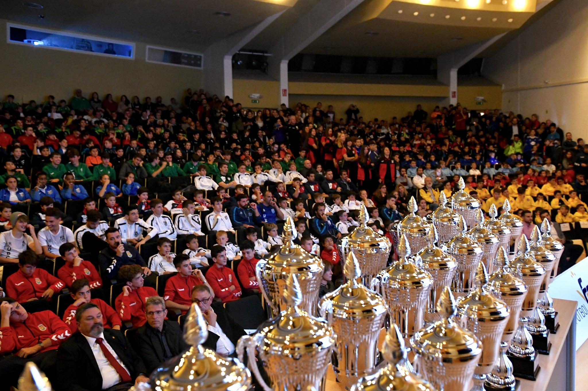 25 nov- Entrega Trofeos Campeones Alicante