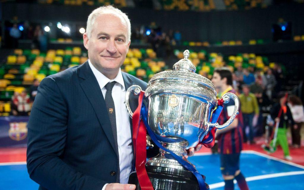 Marc Carmona título con FC Barcelona