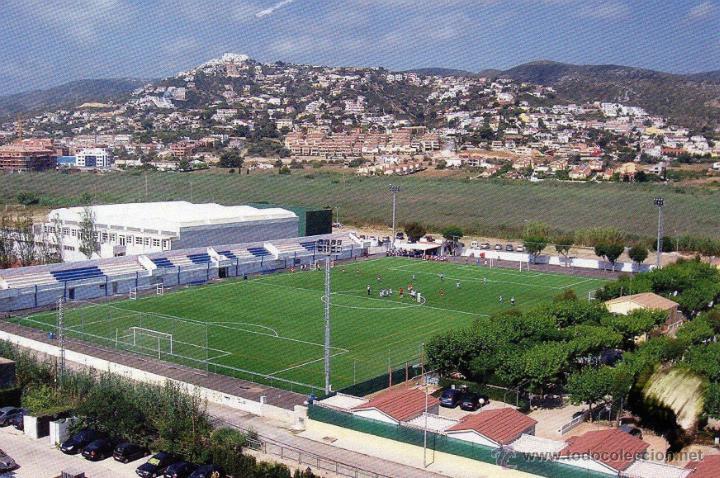 Campo Municipal Benedicto XIII Peñíscola