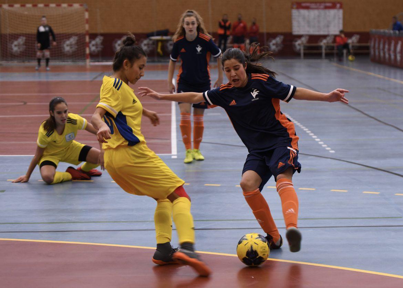 28 dic- Selecció sub16 contra Canarias futsal Almoradí