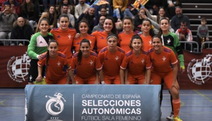 29 dic- Selecció Valenta futsal sub19 Almoradí contra Aragón