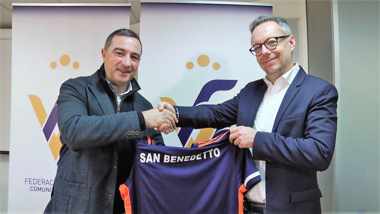 31 enero- Firma colaboración San Benedetto