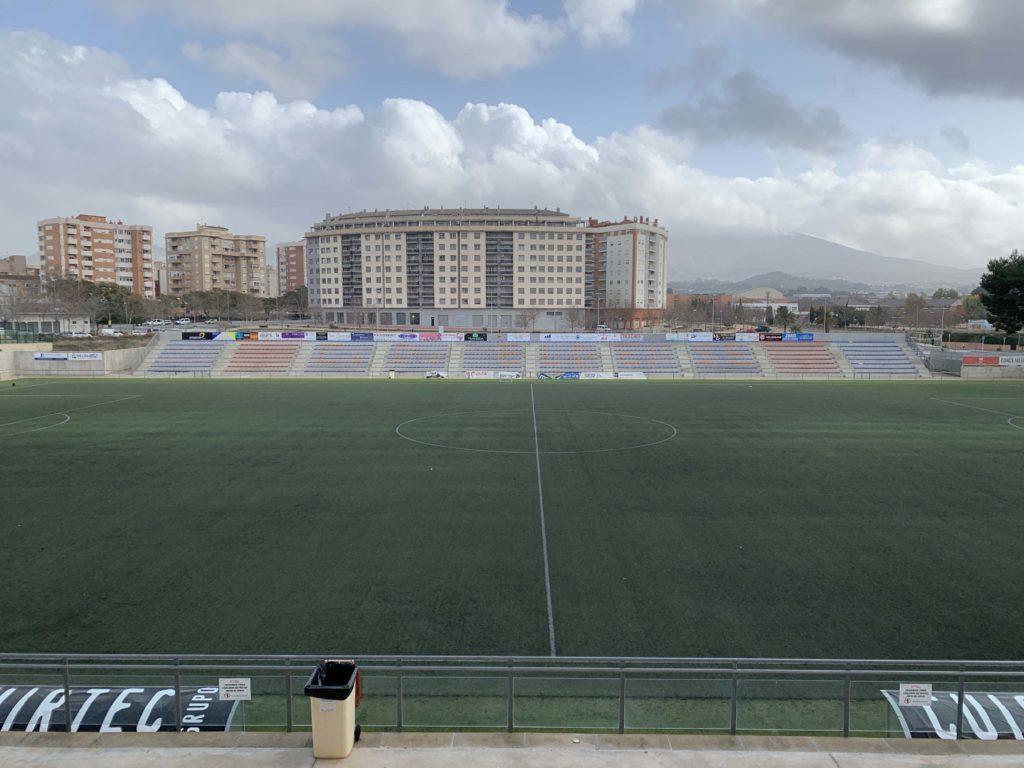 31 ene- Nuevo Estadio Pepico Amat Elda