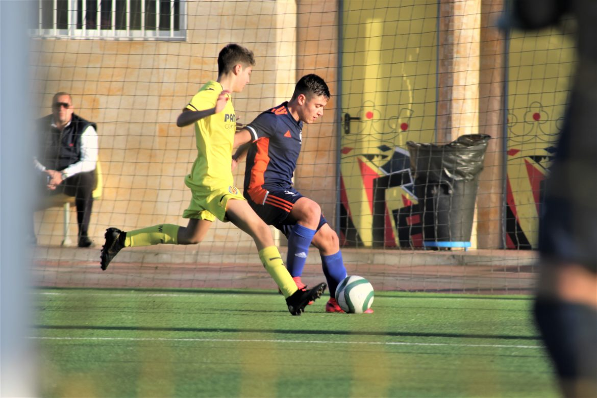 5 feb- Amistoso sub14 en Villarreal