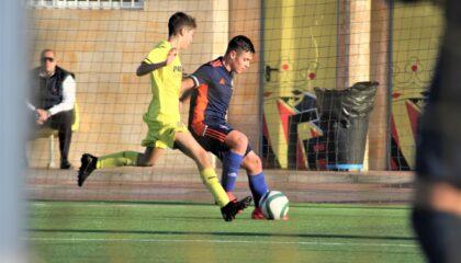 5 feb- Amistoso sub14 en Villarreal