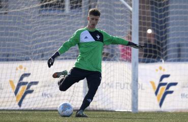 28 dic- Portero sub16 Andres Cespedes
