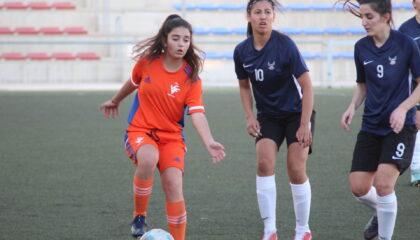 4 feb Amistoso Selecció Valenciana sub17 en Elda