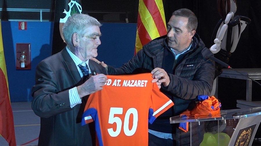 31 enero- 50 Aniversario Atlético Nazaret