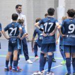 26 ene- Borja Palomero entrenamiento Castellón sub12