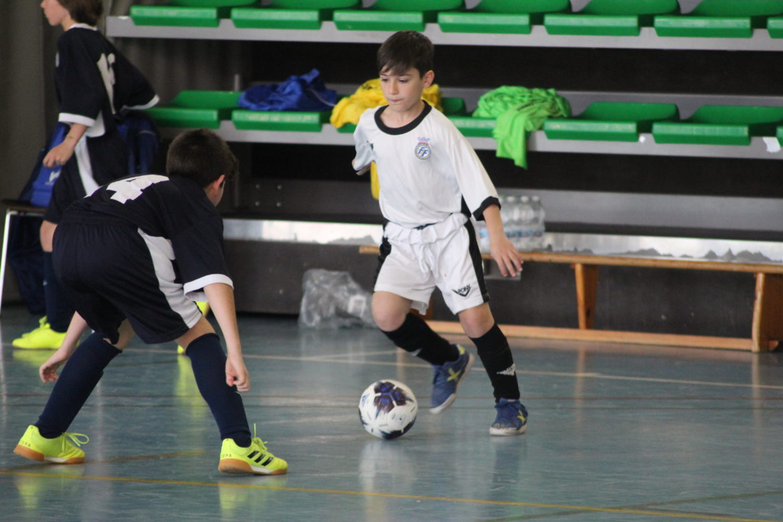24 feb- Entrene Selecció futsal sub12 El Pilar