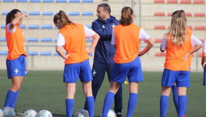 13 feb- Santi Triguero seleccionador en Elda