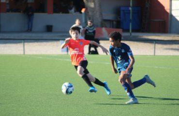 24 feb- Amistoso Selecció sub12 contra San José