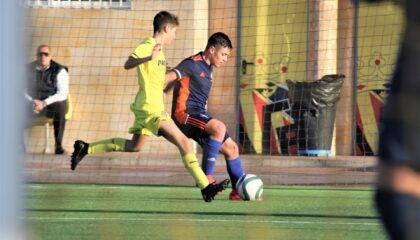 5 feb- Amistoso Selecció sub14 en Villarreal