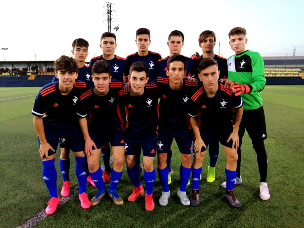 5 feb- Amistoso sub16 en Villarreal