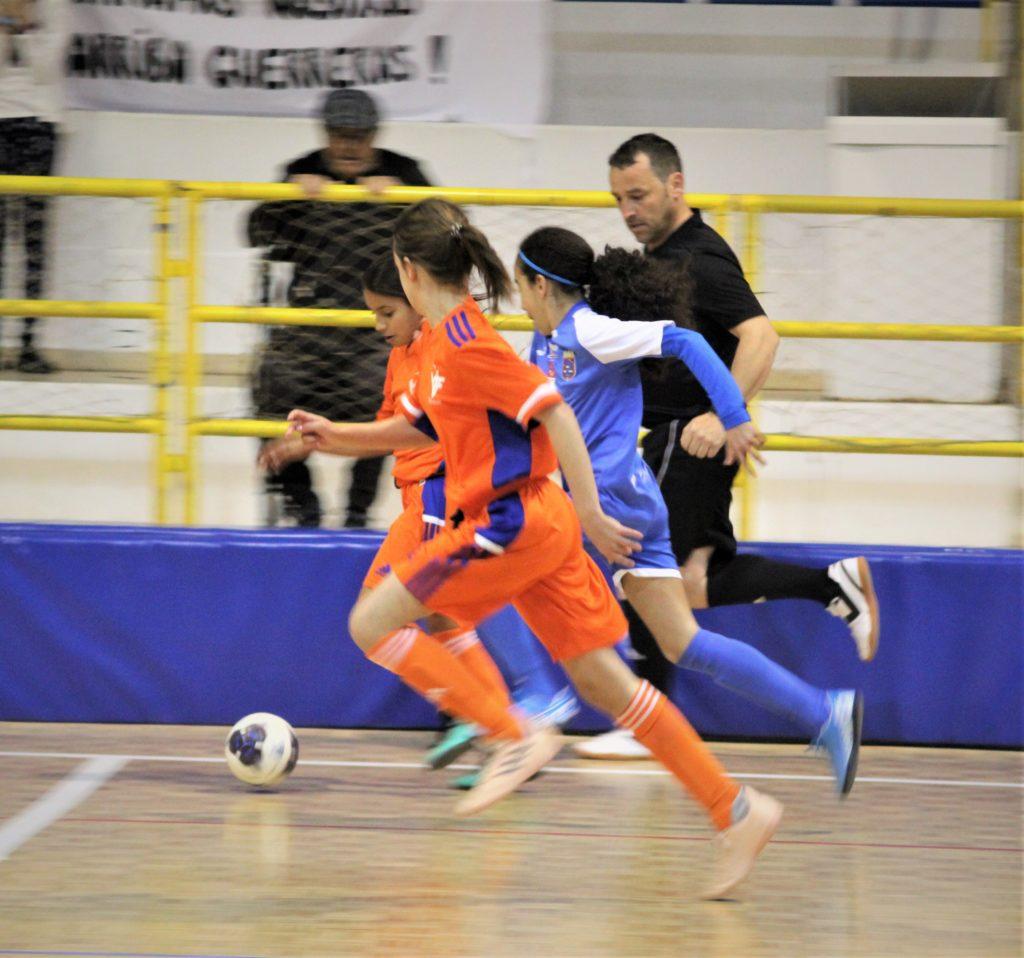 2 mar- Amistoso Selecció Valenta sub12 futsal en Burriana