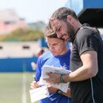 Mario López y Miguel Garrido en Tenerife