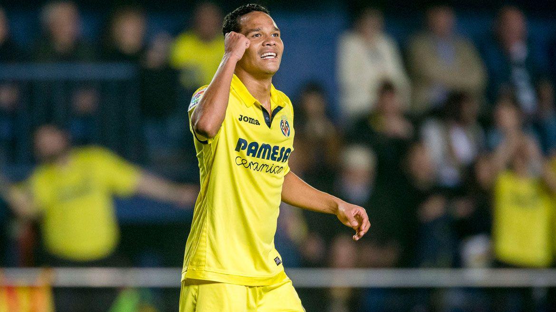 Carlos Bacca jugador del Villarreal CF