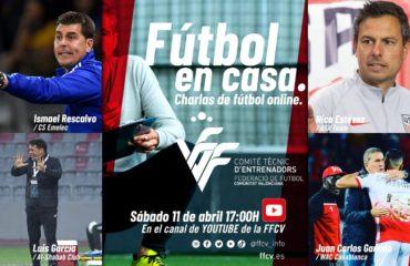 Fútbol en Casa- Entrenadores en el extranjero