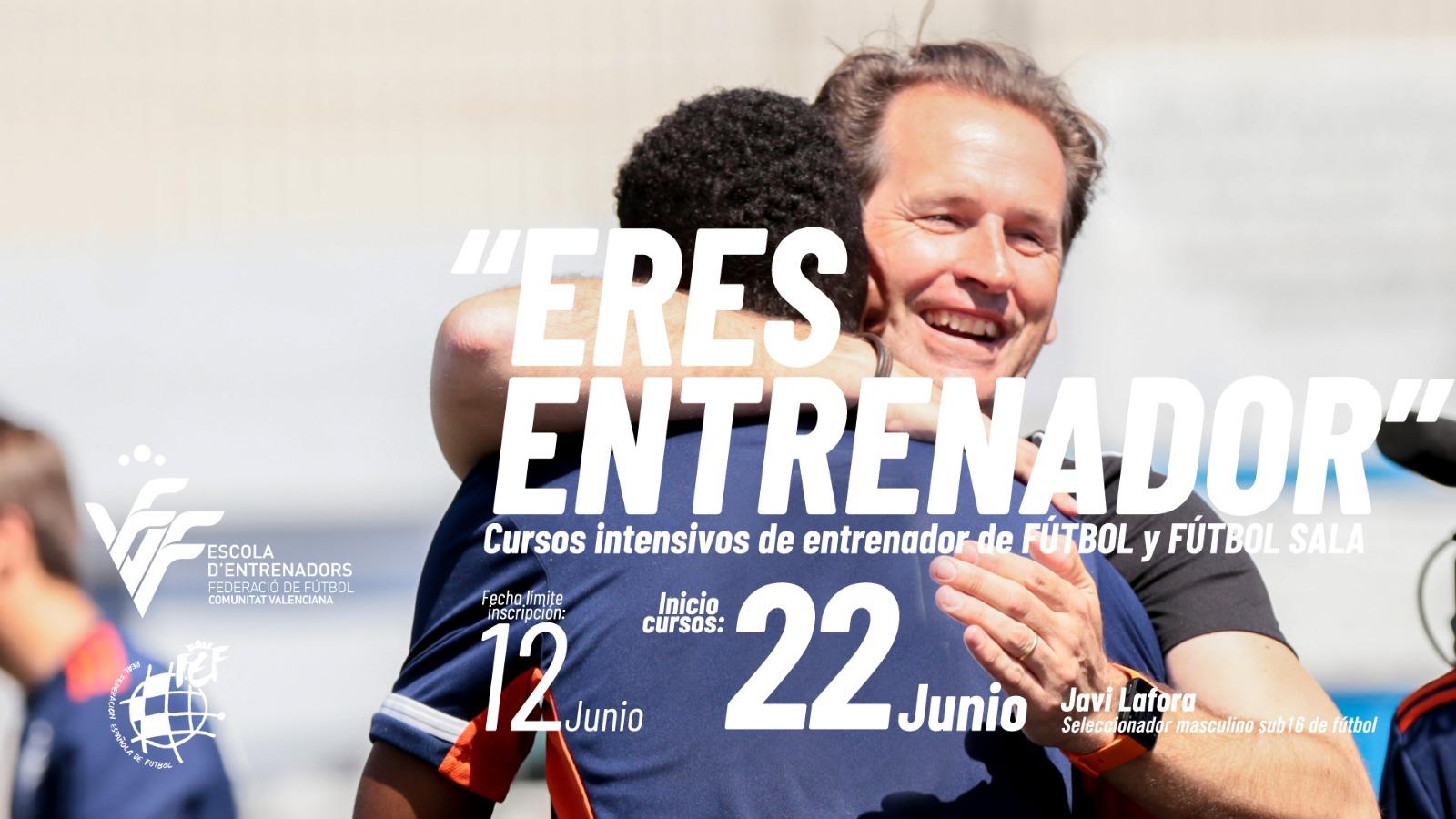 Campaña 'Eres entrenador' Javier Lafora