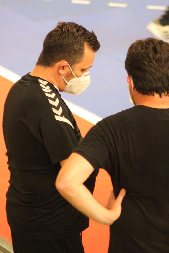 18 jun- Juan Carlos Guillamón en el entrenamiento Irefrank Elche