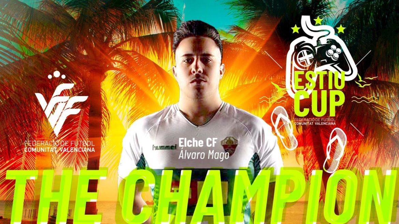 25 jun- Elche CF campeón #EstiuCup