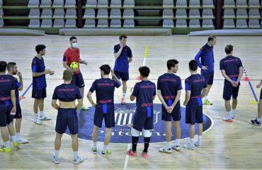 11 jun Entrenamiento Levante UD Fs previo playoff Liga