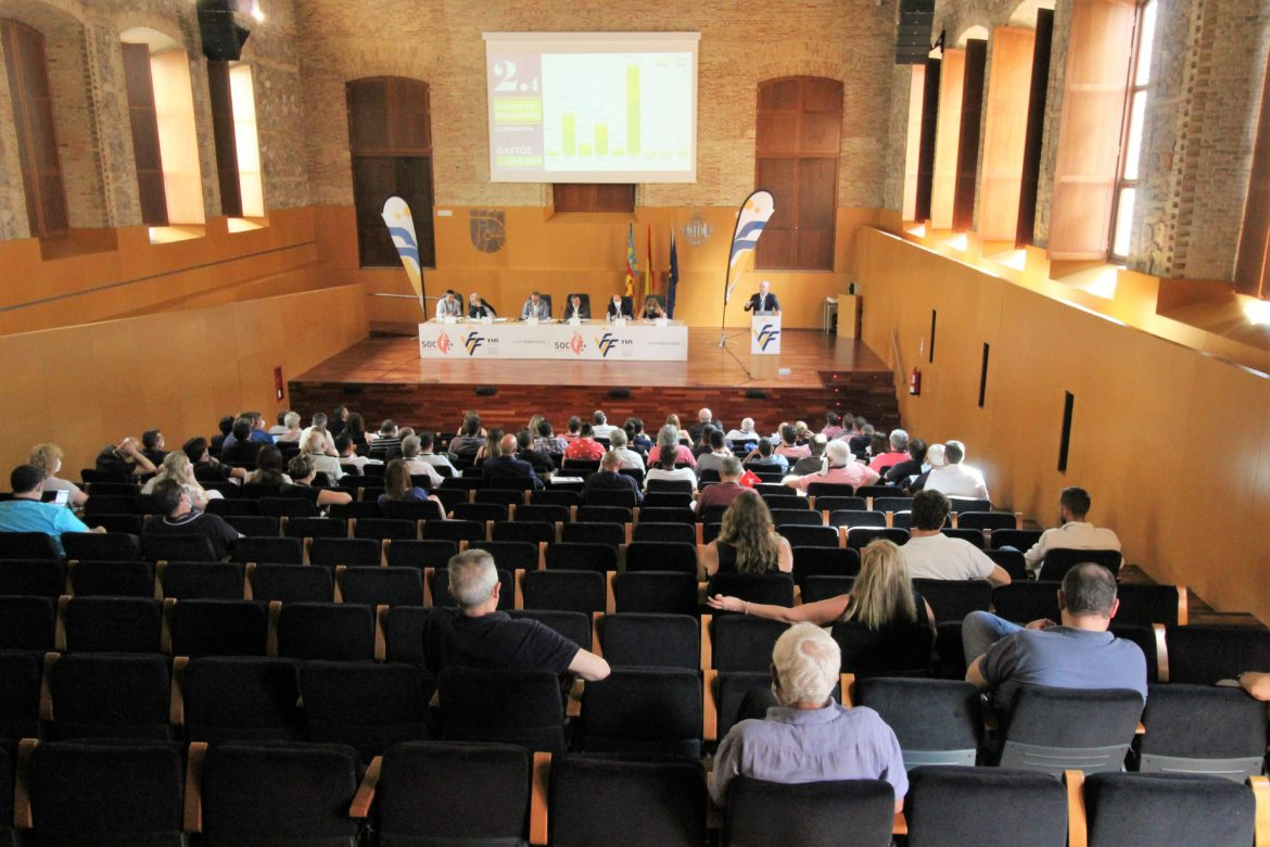 30 jun- Asamblea General FFCV Petxina