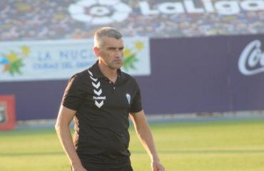 25 jul-Vicnte Parras, entrenador del CD Alcoyano en La Nucía