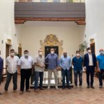 8 jul- Visita FFCV Ayuntamiento Alzira